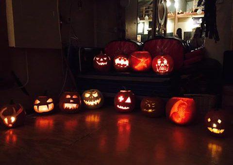 Upcoming Event: Halloween Class