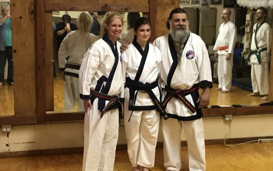 Congratulations To Our Newest Chodan